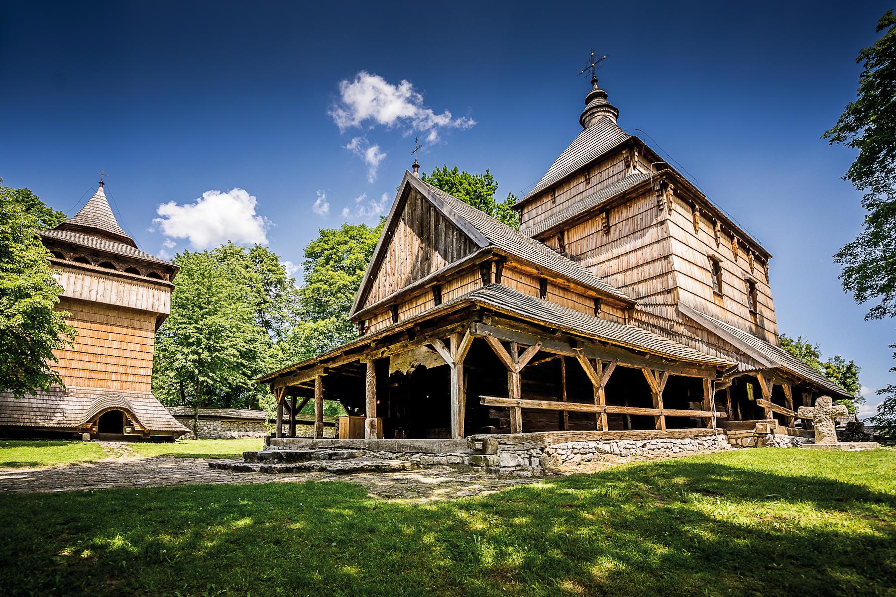 Cerkiew w Radrużu, fot. Michał Bosek